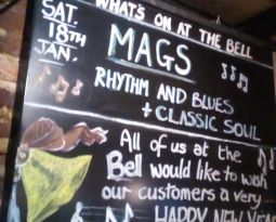 Live Music with Rhythm & Blues & Classic Soul act MAGS
